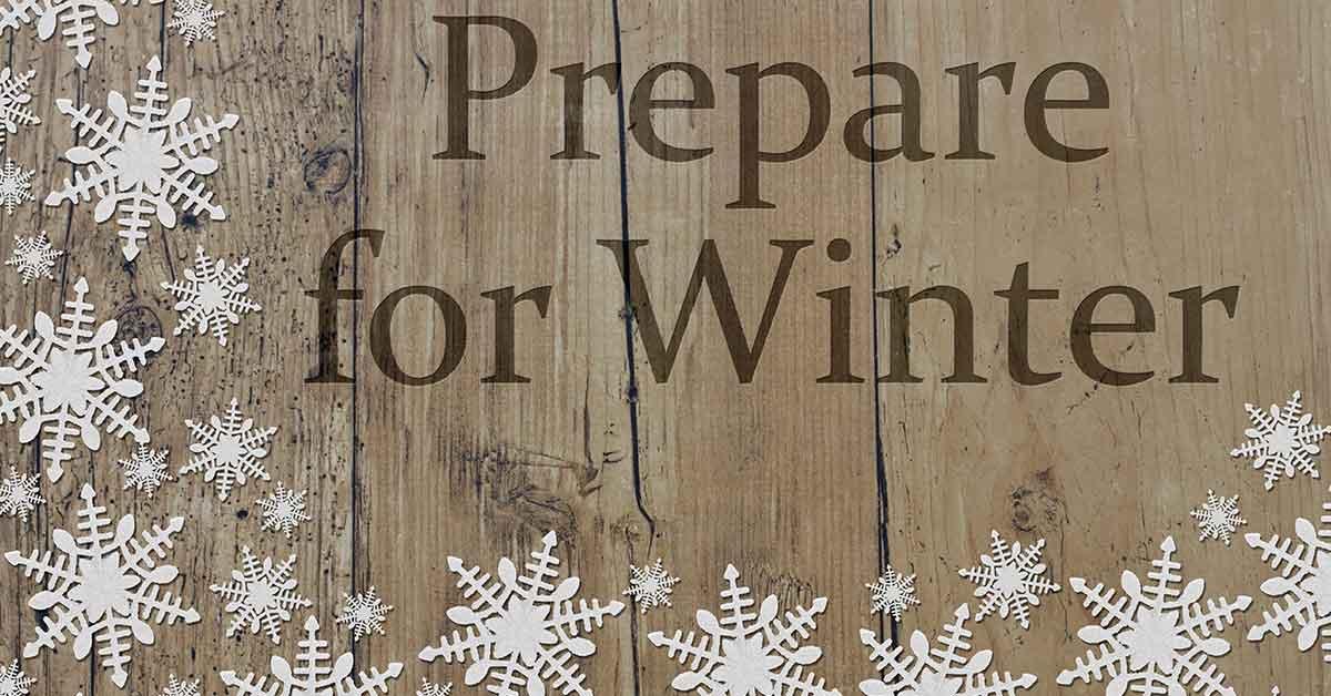 winter prep image