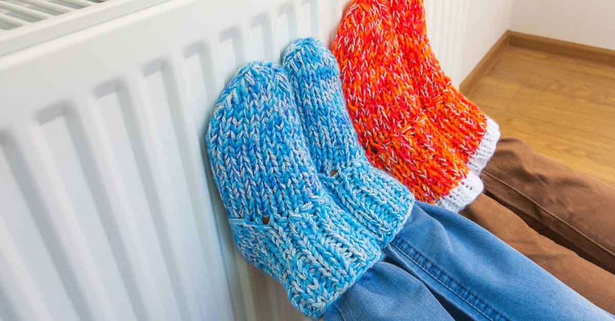 winter home heating tips