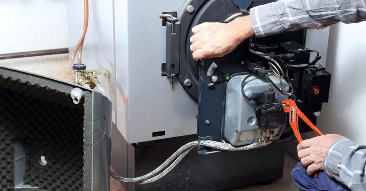 burner maintenance