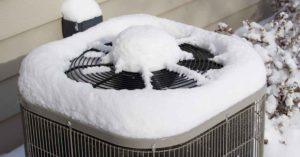 winterize air conditioning